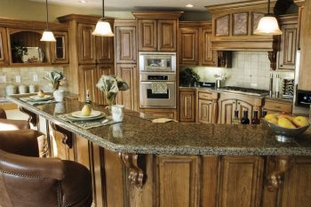kitchen cabinet doors and top drawers