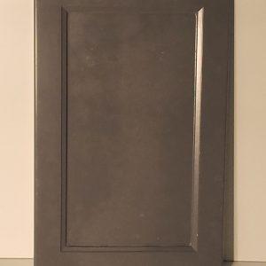 Flat Panel Bevel Style Rail Soft Edge