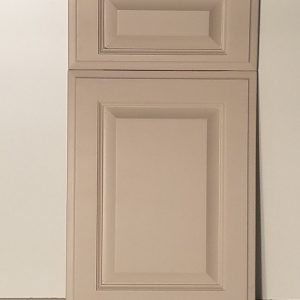 raised panel door and drawer with ogee style and rail cut