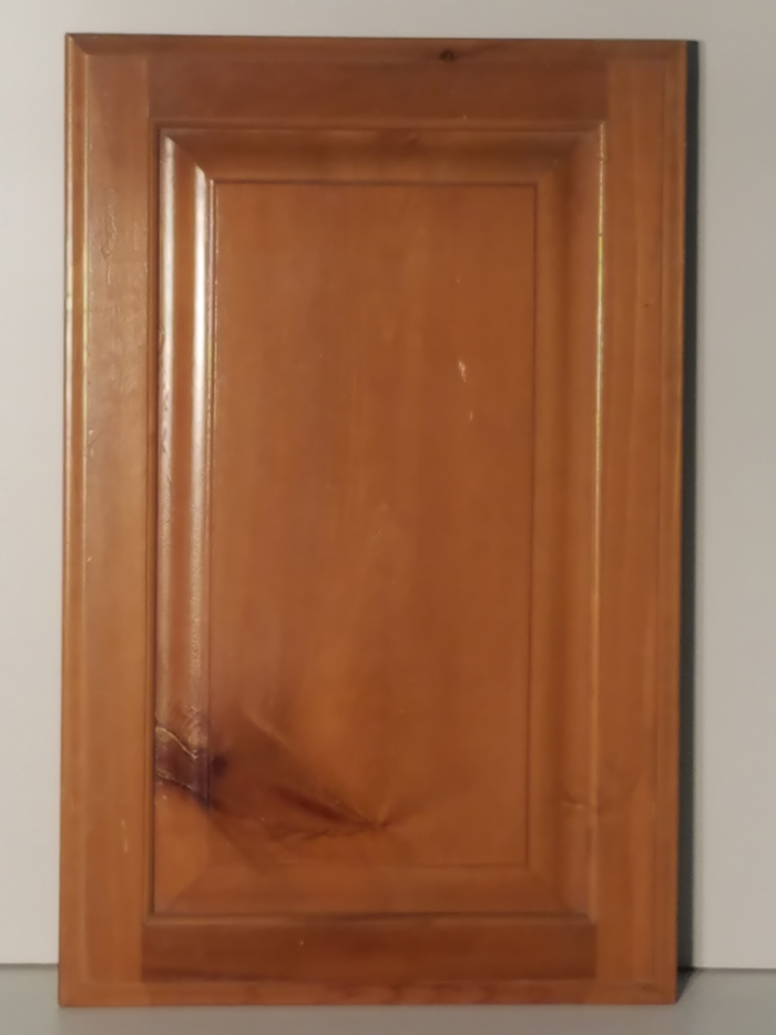 Traditional Ogee Raised Panel Round Style and Rail